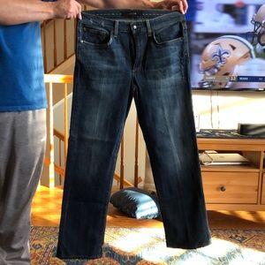 Joe's rebel jeans